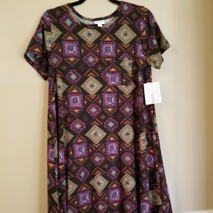 LuLaRoe Dresses - Lularoe Small Carly